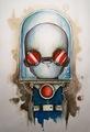 Mr.Freeze  - batman fan art