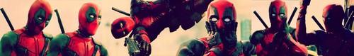 Deadpool (2016) fotografia called My Deadpool perfil Banner