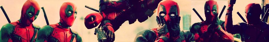 My Deadpool Профиль Banner