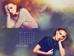 NP.COM Calendar - April 2016