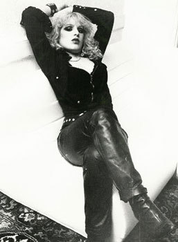 Nancy Laura Spungen (February 27, 1958 – October 12, 1978)