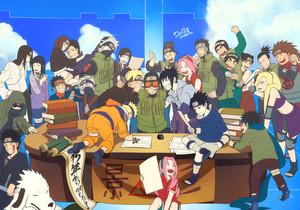 火影忍者 Shippuden- Ending of the 日本漫画 ♥