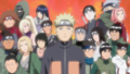 Naruto's friendships - naruto-shippuuden photo