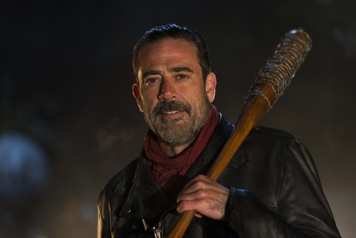 The Walking Dead karatasi la kupamba ukuta entitled Negan