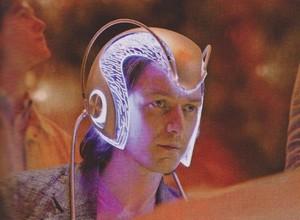 "New 'Empire' stills for ""X-men: Apocalypse"" -- James McAvoy as Professor X / Charles Xavier"