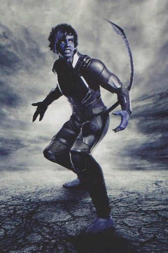 "X-Men wallpaper possibly with a rifleman, a diving suit, and a navy seal titled New 'Empire' stills for ""X-men: Apocalypse"" -- Kodi Smit-McPhee as Nightcrawler / Kurt Wagner"