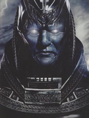 "New 'Empire' stills for ""X-men: Apocalypse"" -- Oscar Issac as Apocalypse"