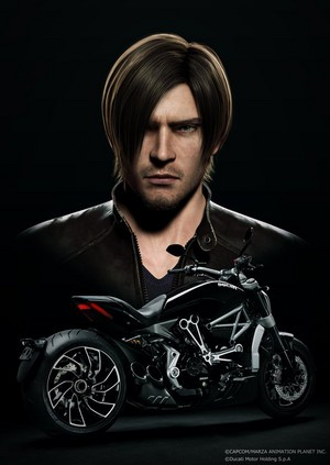New RE CG movie - Resident Evil Vendetta 2017
