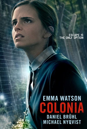 New poster of Emma Watson for Colonia