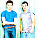Noel Fisher and Cameron Monaghan