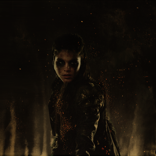 The 100 wallpaper probably containing a fonte titled Octavia the 100
