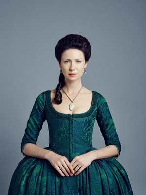 Outlander Claire Fraser Season 2 Official Picture