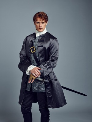 Outlander Jamie Fraser Season 2 Official Picture