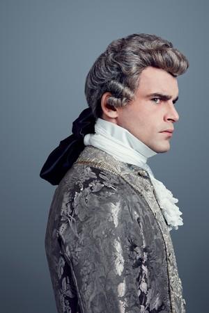 Outlander Le Comte St Germain Season 2 Official Picture