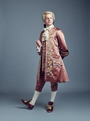 Outlander Prince Charles Stuart Season 2 Official Picture