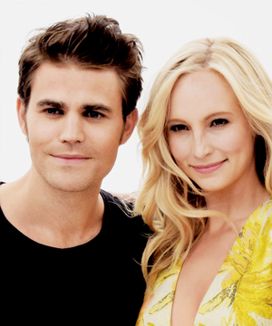 Paul and Candice