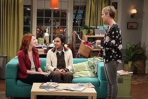 Penny, Raj and Emily