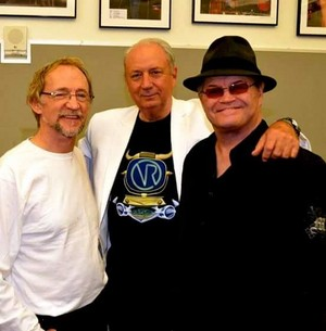Peter, Micky, and Mike