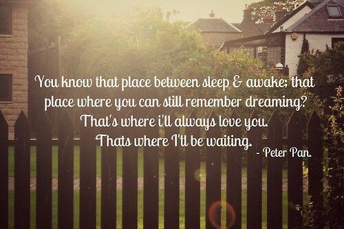 Peter Pan Quote Quotes Photo 39436237 Fanpop