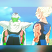 Piccolo and Vegeta - dragon-ball icon
