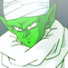 Piccolo - dragon-ball icon