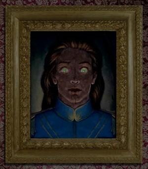 Prince Adam s Zombie Portrait