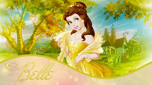 Disney Princess wolpeyper entitled Princess Background