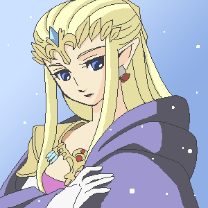 Princess Zelda From Twilight Princess