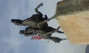 Rawak pics I took - Statue