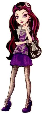Raven Queen Profile Art