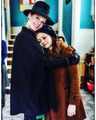 Rebecca and Emilie - once-upon-a-time photo