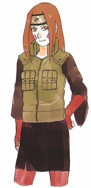 Rin Nohara // Naruto
