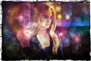 Rosalie Hale from the Twilight Saga