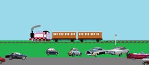 Rosie Railfans