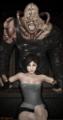 S.T.A.R.  - resident-evil fan art