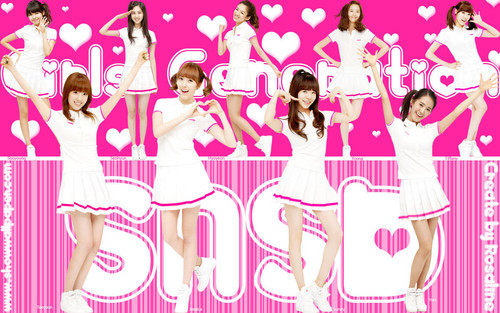Girls Generation/SNSD wallpaper entitled SNSD