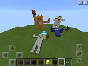 STAMPY and freinds