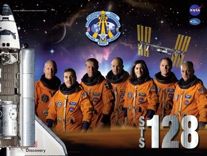 STS 128 Mission Poster