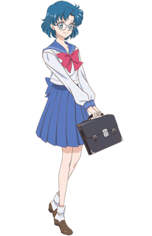 Sailor Moon Crystal - Ami