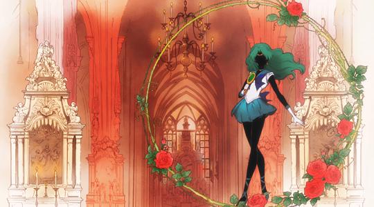 Sailor Moon Crystal Infinity Arc - Neptune