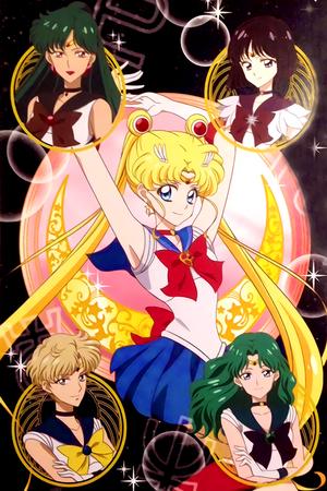 Sailor Moon Crystal Infinity Arc