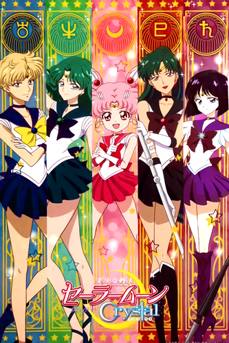sailor moon fondo de pantalla titled Sailor Moon Crystal Infinity Arc