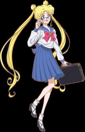 Sailor Moon Crystal - Usagi