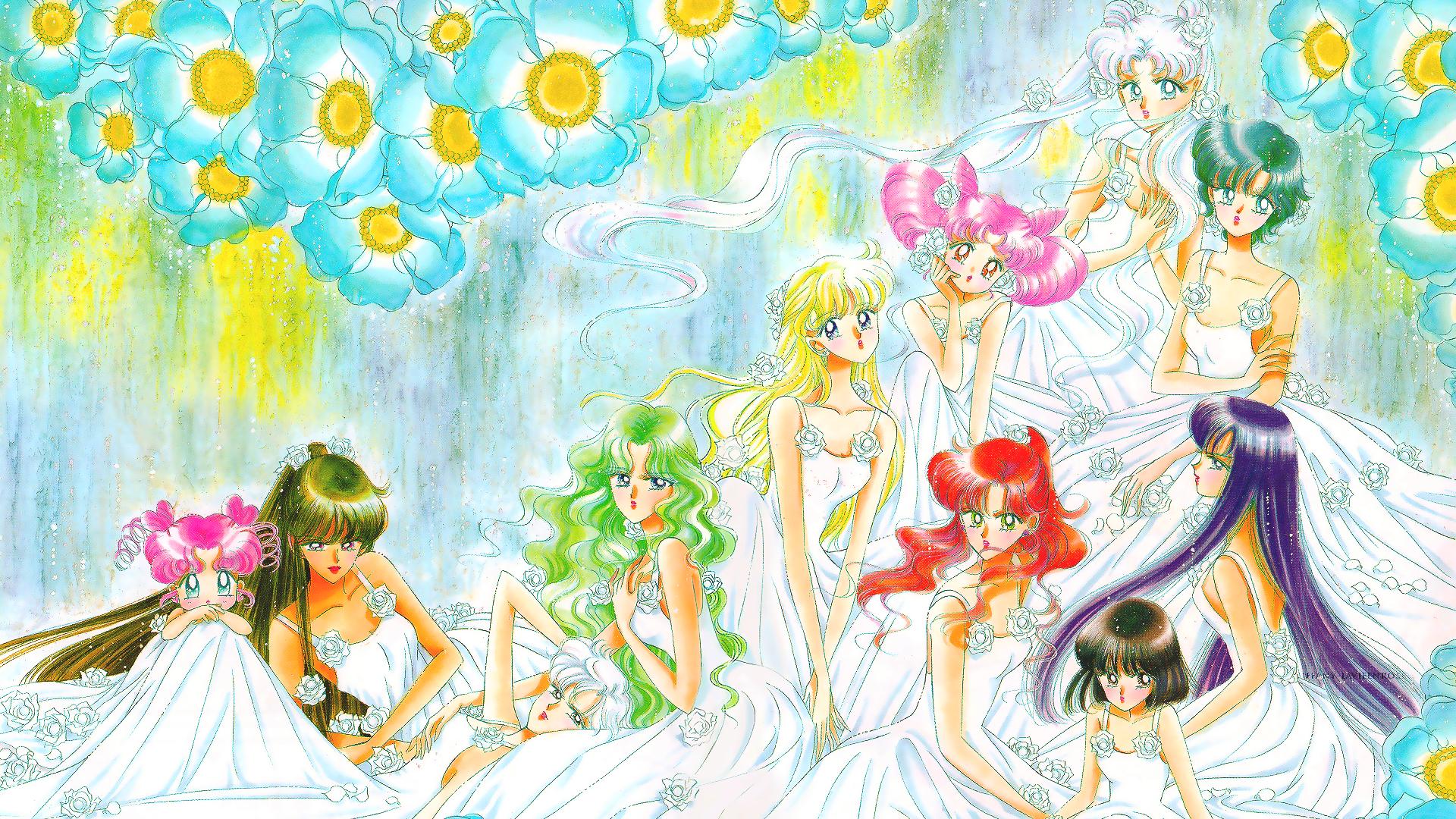 Sailor Stars - Senshi