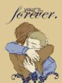 Sam/Dean Fanart - Yours Forever - wincest fan art