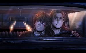 Sam/Dean Fanart