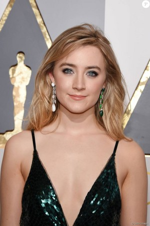 Saoirse Ronan. 88th Annual Academy Awards