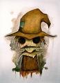 Scarecrow  - batman fan art