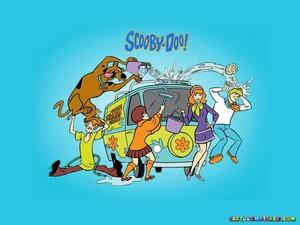 Scooby-Doo 壁纸