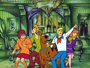 Scooby-Doo Hintergrund